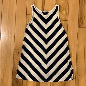 GAP Navy stripe dress (4/5)